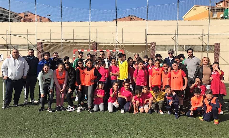 El deporte, una oportunidad de inclusión para los niños de Arrayanes