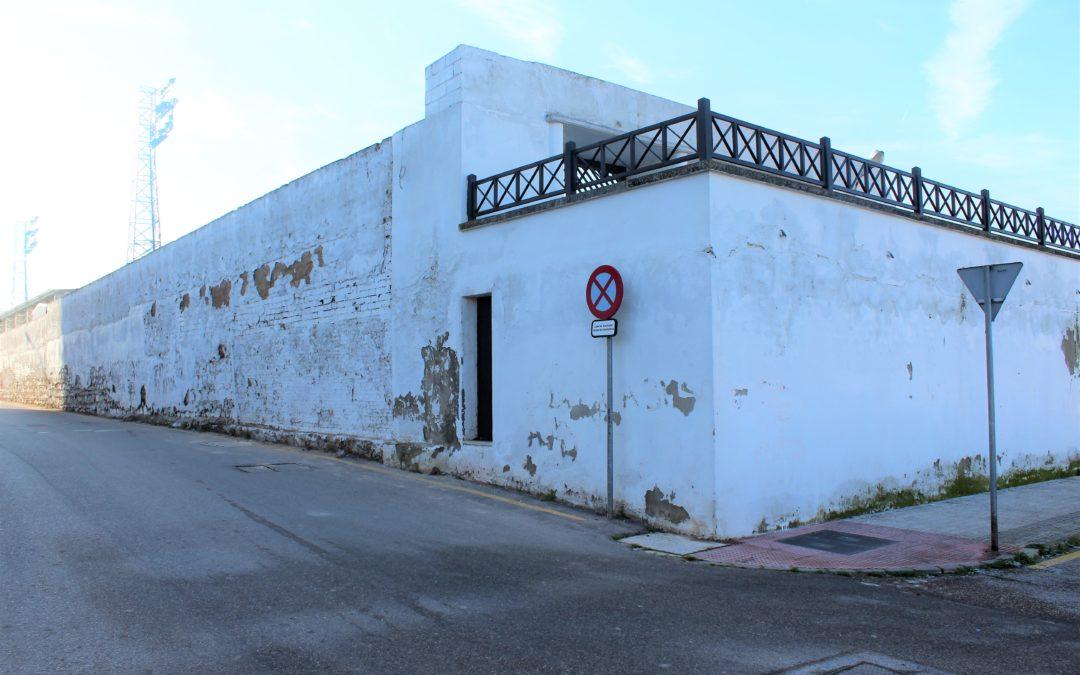 Las obras en Linarejos se limitarán a las escaleras de acceso a Preferencia