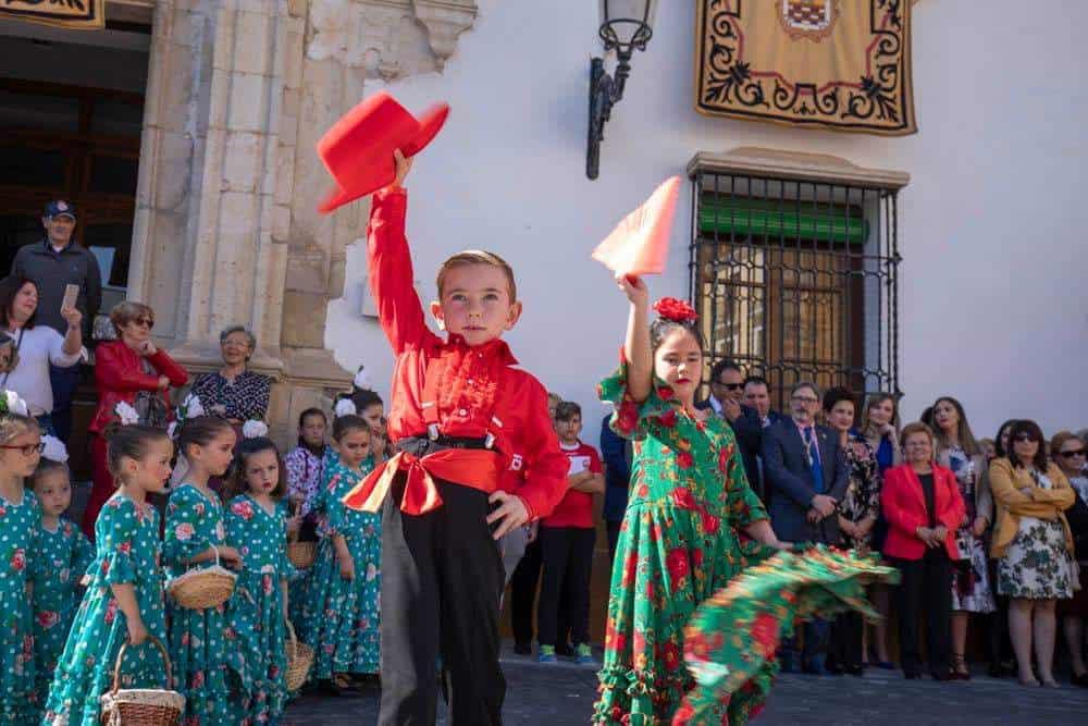 Amplio programa festivo para el Día de Andalucía