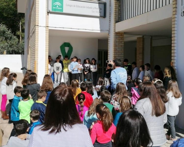Los estudiantes se solidarizan con los agricultores