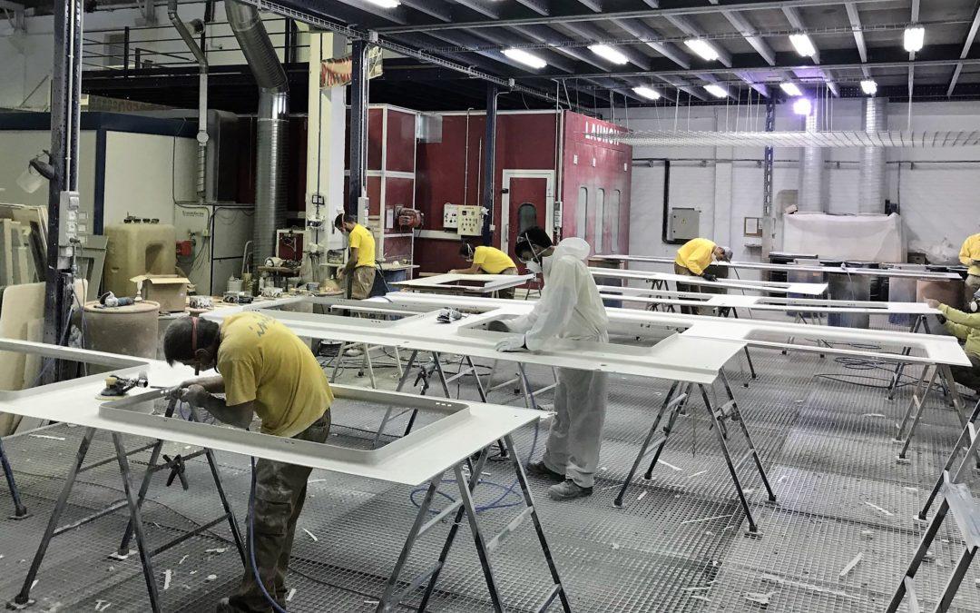 La fábrica linarense Inibé gana en productividad con un sistema de incentivos para sus empleados