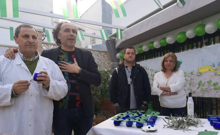 El alcalde anuncia actuaciones de mejora en la Escuela Infantil La Bañizuela