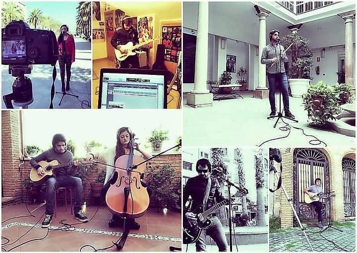 El talento de los músicos de Linares vuelve a reivindicarse en la calle