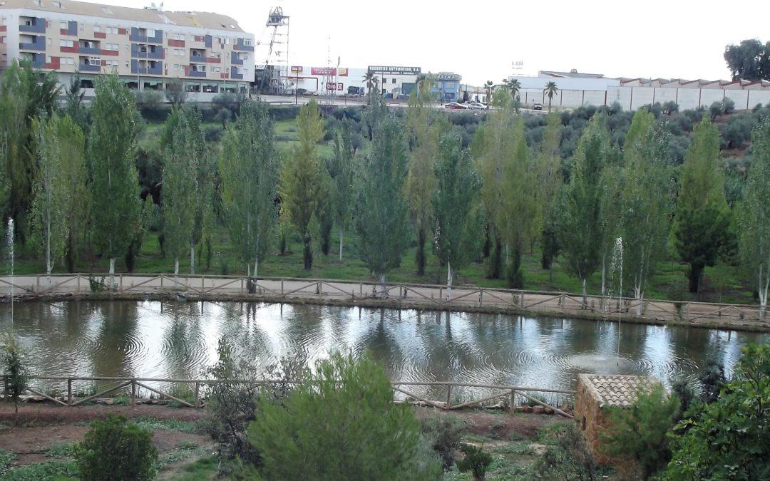 Inversión de 175.000 euros en la conservación de los parques de Cantarranas, El Pisar y Blas Infante