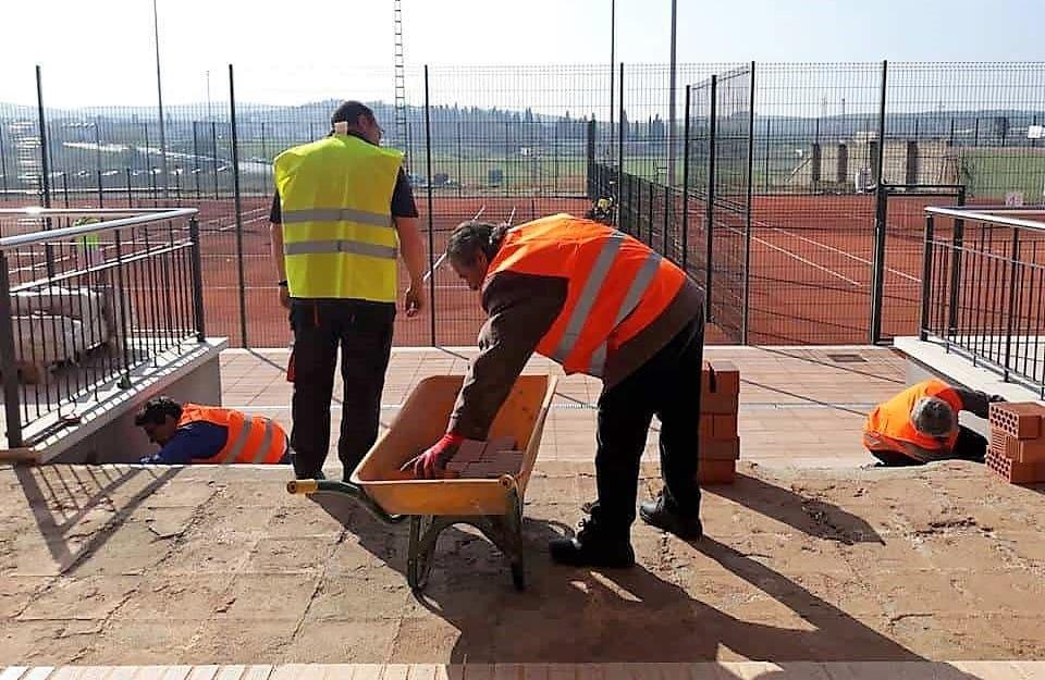 Villanueva de la Reina recibirá 78.000 euros del Plan Aire de la Junta para contratar a desempleados de la localidad y que gestionará el Ayuntamiento