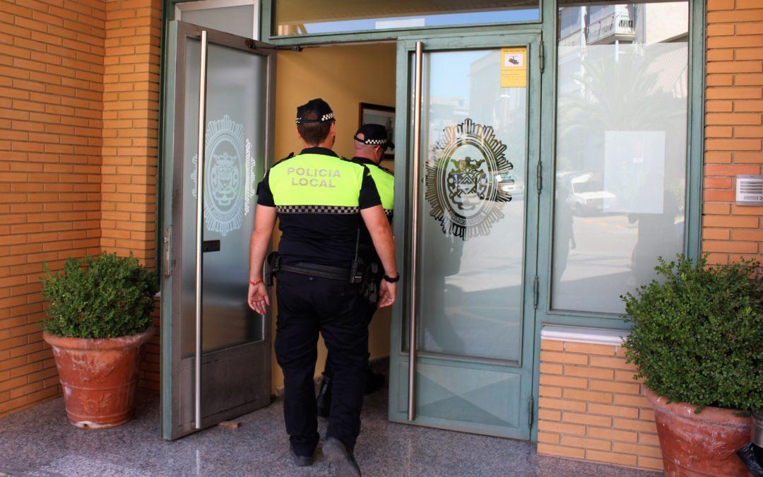 Guerra de la Policía Local a los botellones en Linares