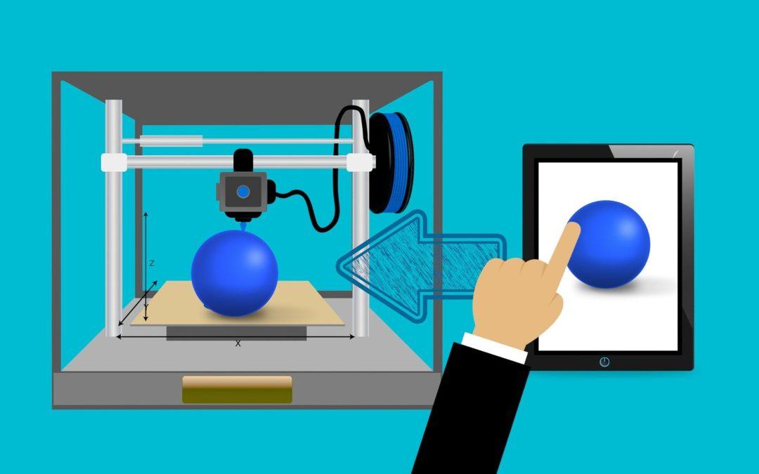 La nueva agencia IDEA impulsa en Torredonjimeno la creación de Imprimalia 3D