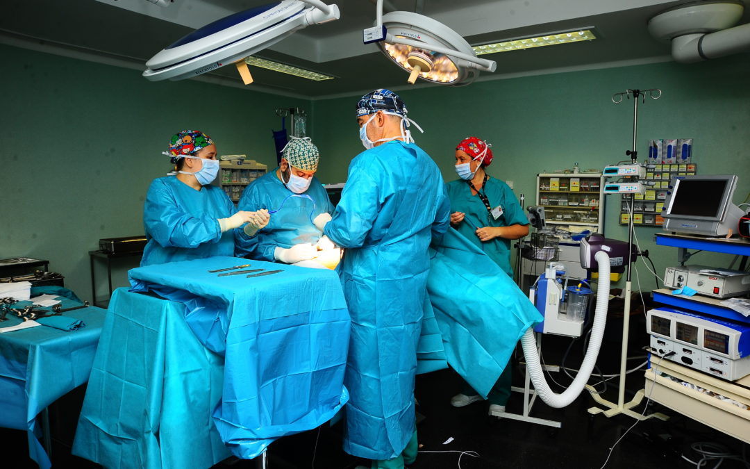El Hospital Alto Guadalquivir lleva a cabo más de 153.880 asistencias en 2019