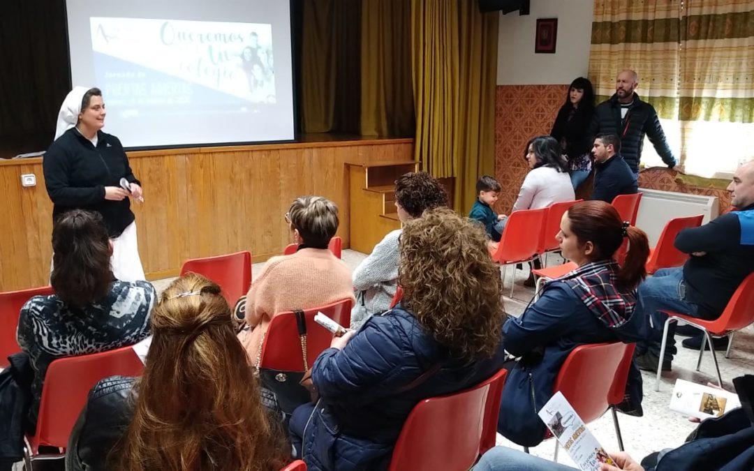 """El Colegio San José de la Montaña busca """"enamorar"""" este San Valentín"""