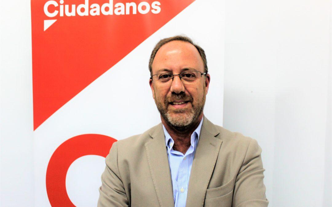 José Alberto Utrera busca sitio en el decisiva asamblea de Ciudadanos