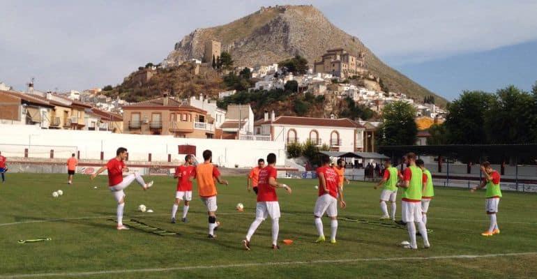 Los clubes deportivos de Martos paran su actividad