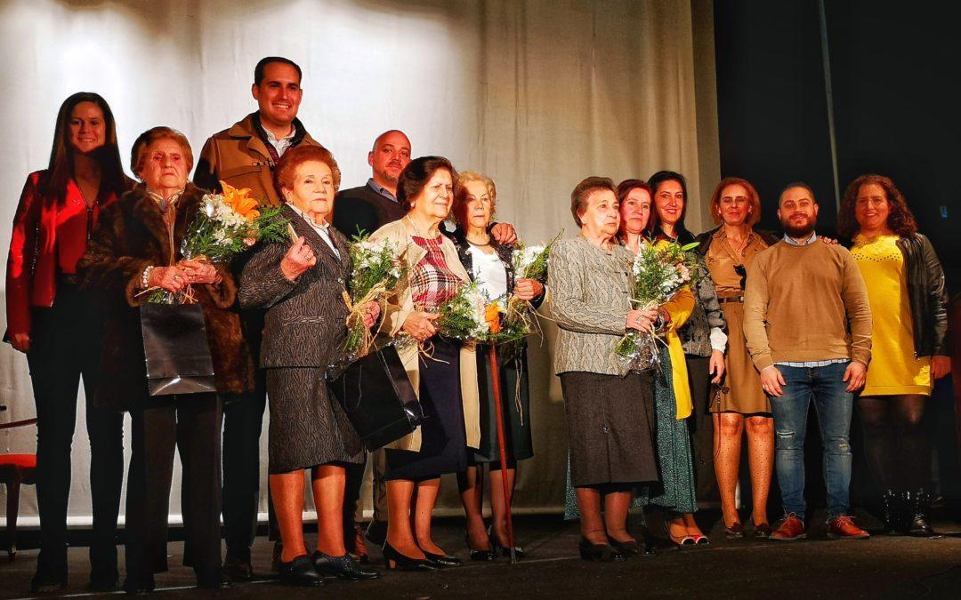 Homenaje a cinco mujeres arjoneras para conmemorar el 8 de marzo