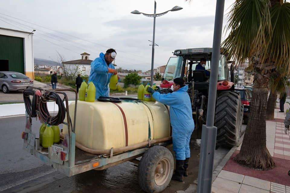 Coordinación del voluntariado en Alcaudete
