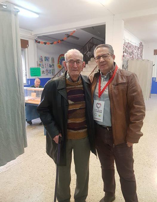 Fallece Manuel García, histórico militante de IU y el PCA en Torredonjimeno. OBITURARIO de Juan Ortega.