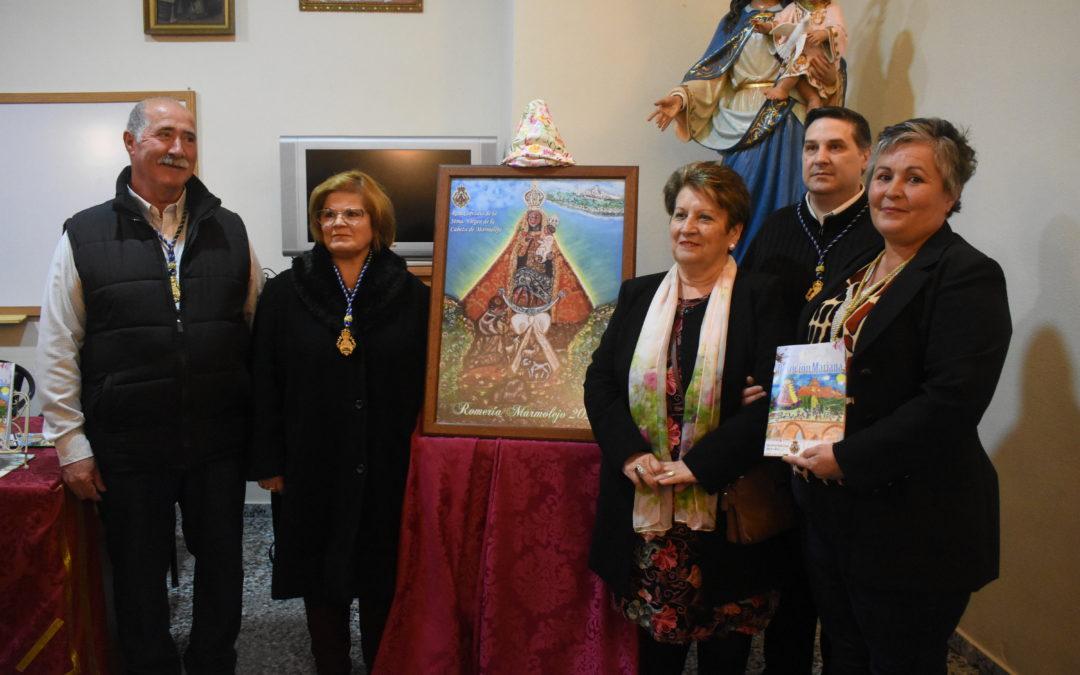 Presentado el cartel de la Romería de la Virgen de la Cabeza de Marmolejo 2020