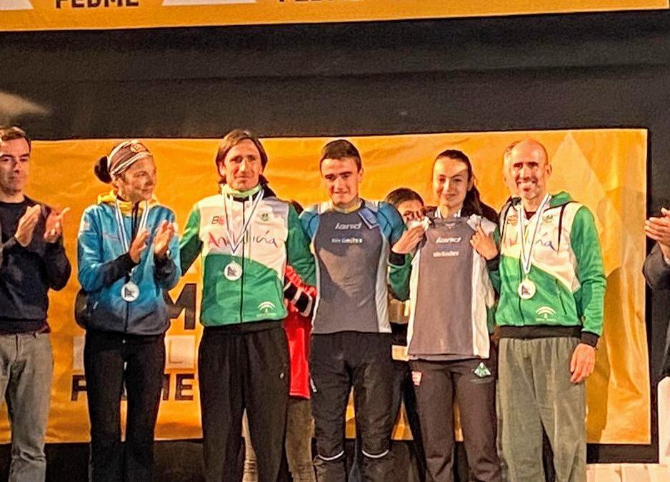 Silvia Lara sigue reinando en las carreras de montaña