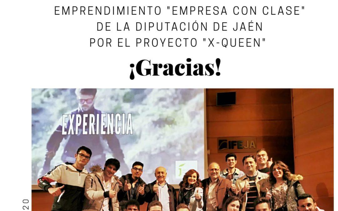 """El IES Ciudad de Arjona gana el primer premio del proyecto provincial """"Empresa con clase"""""""