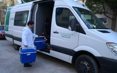 La campaña de donación de sangre llega a Castillo de Locubín