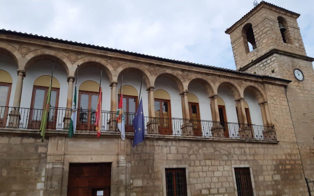Suspendido el cambio de aparcamiento quincenal y mensual en Torredonjimeno
