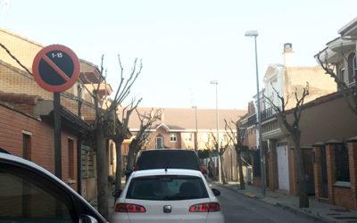 Suspendido el cambio de aparcamiento alterno en Arjona
