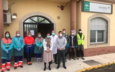 El Hospital de Jaén incorpora 40 nuevas camas de ingreso dentro del Doctor Sagaz