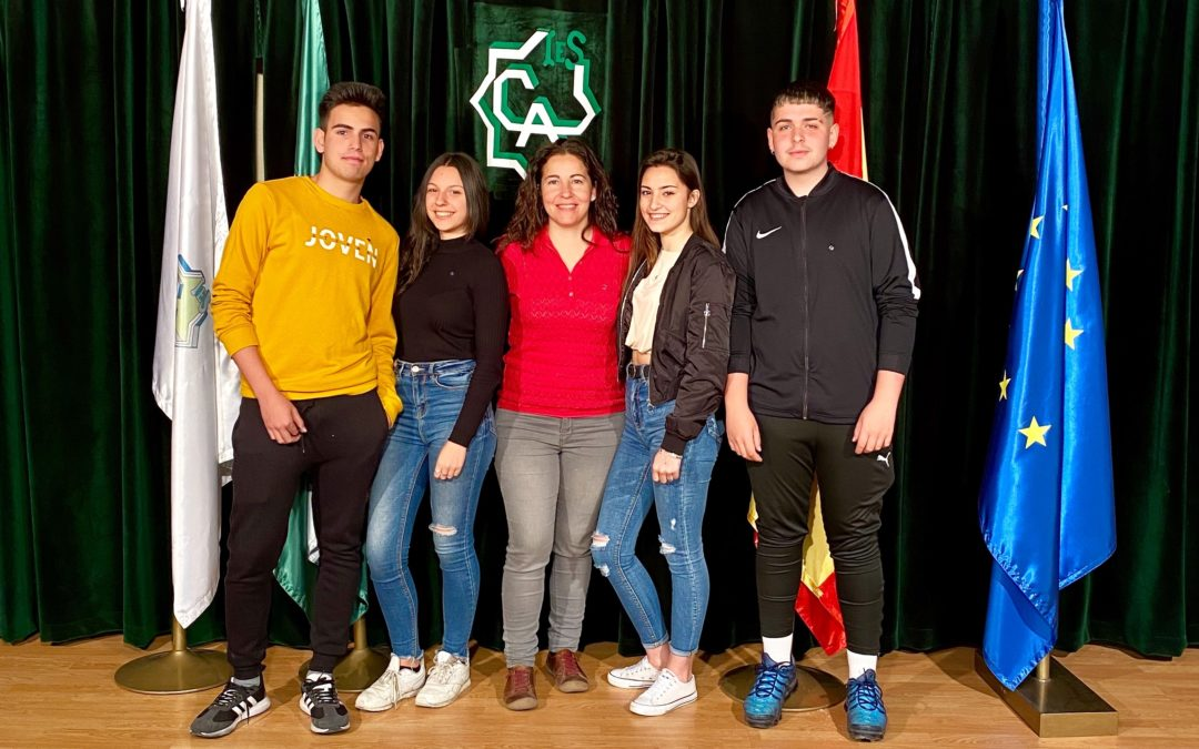 "El IES Ciudad de Arjona se clasifica para la final nacional del concurso ""Young Business Talents"""