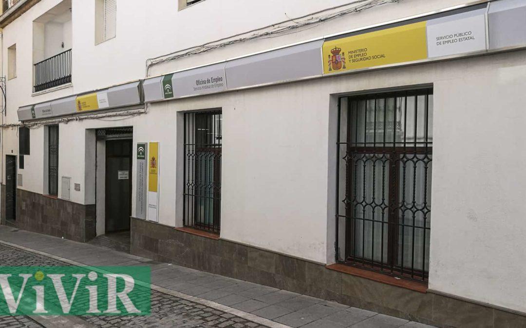 El coronavirus deja en Alcaudete 372 desempleados en 15 días