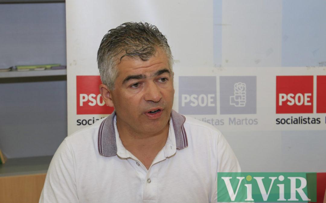 """El PSOE de Martos acusa al PP de demagogia y """"deslealtad con la ciudadanía"""""""