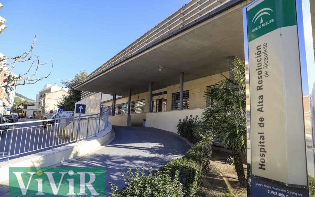 El Hospital de Alcaudete organiza las donaciones solidarias