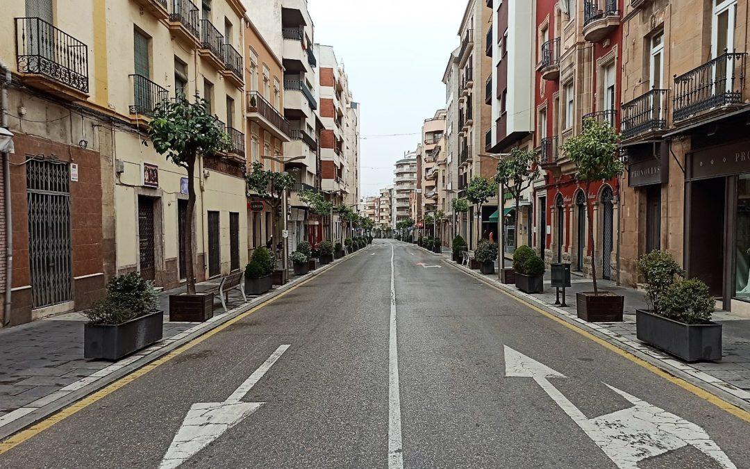 El coronavirus ahoga a Linares con 1.317 demandantes de empleo más en marzo