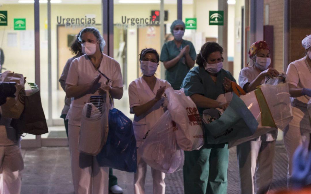 Pantallas 3D villanoveras para el Hospital de Andújar