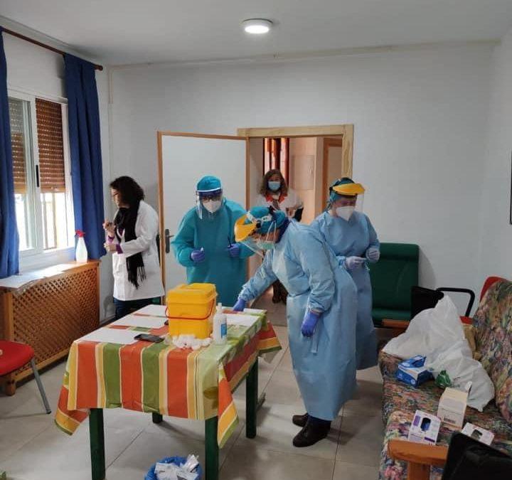 Jaén incorpora 226 casos y 11 fallecidos este miércoles