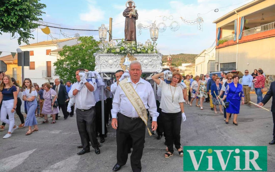 Suspendida la celebración de San Antonio en Ventas del Carrizal