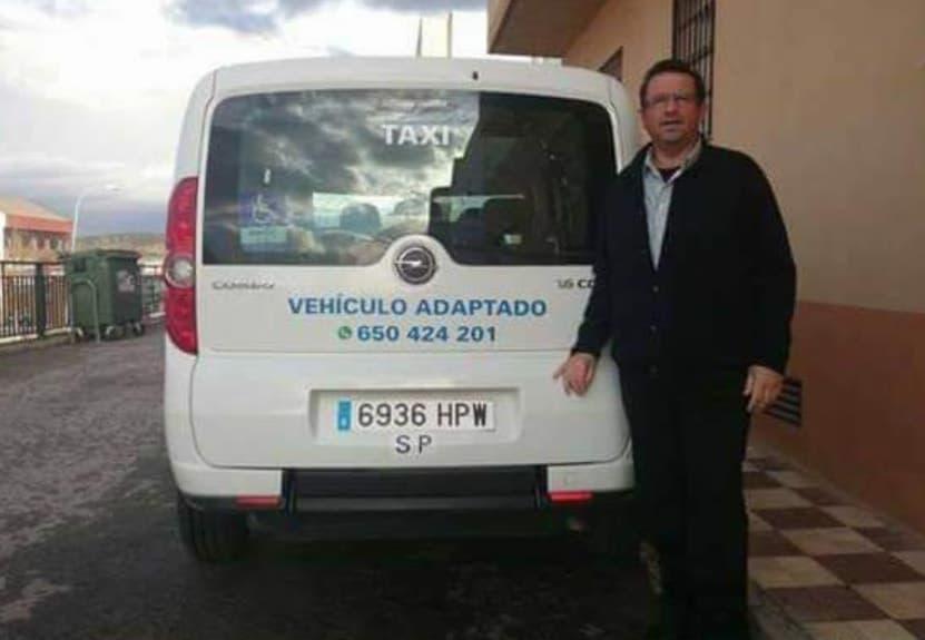 Bartolomé Vílchez, el taxista torrecampeño curado del COVID 19