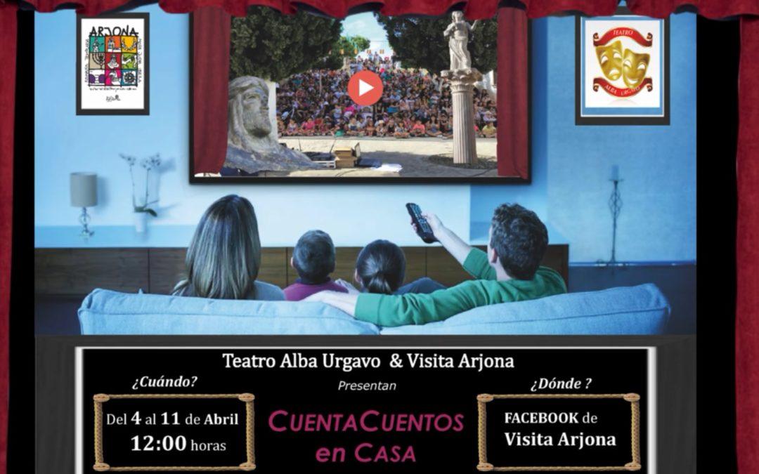 """Alba Urgavo ofrece """"Teatro en casa"""" con el sello personal del grupo"""