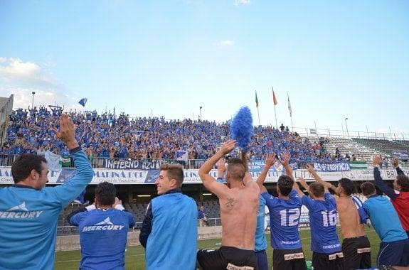 El Estadio Romano José Fouto de Marbella y el 18 de julio: sede y fecha del partido por el ascenso