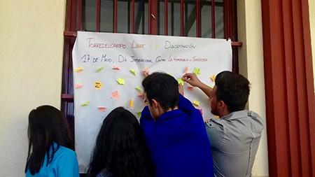 Una propuesta para reflexionar sobre la violencia de género y la homofobia durante el confinamiento