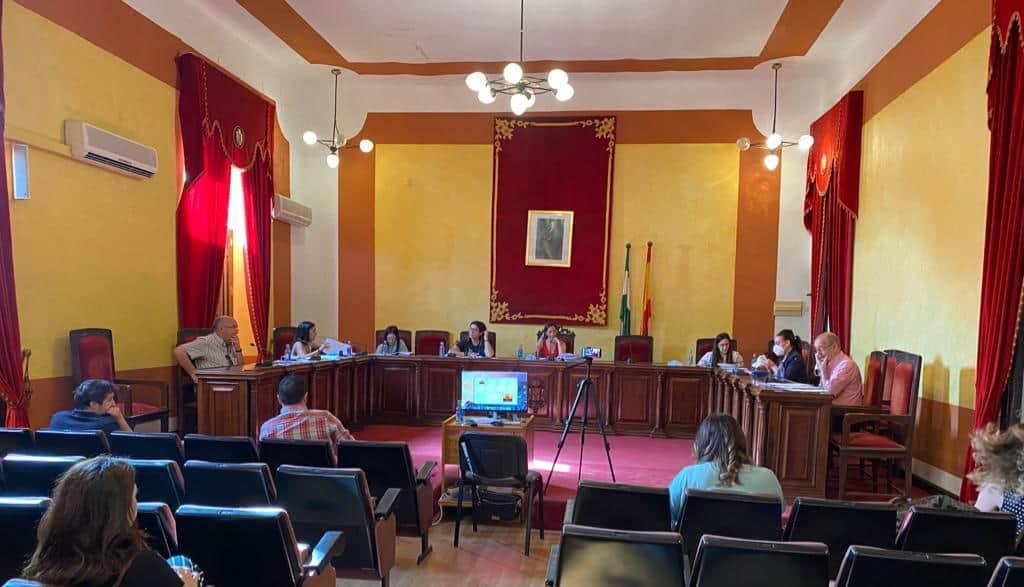 El pleno del Ayuntamiento de La Carolina aprueba el presupuesto para 2020