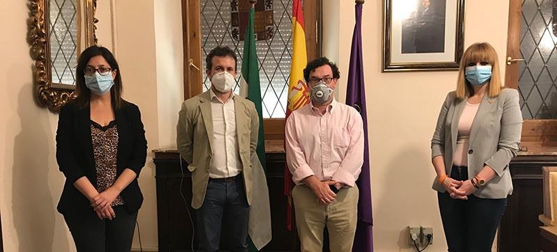 Jaén pide discriminación positiva con respecto a otras ciudades para salir de la crisis post-coronavirus