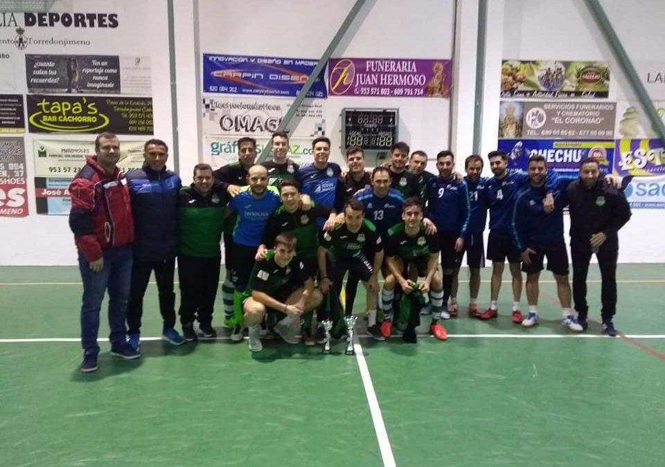 El Patín de Fútbol Sala, Campeón por tercer año al darse por terminada la Liga, no aspirará al ascenso