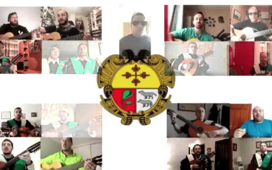 'Imágenes de ayer' la canción que la Tuna de Lopera dedica a su pueblo