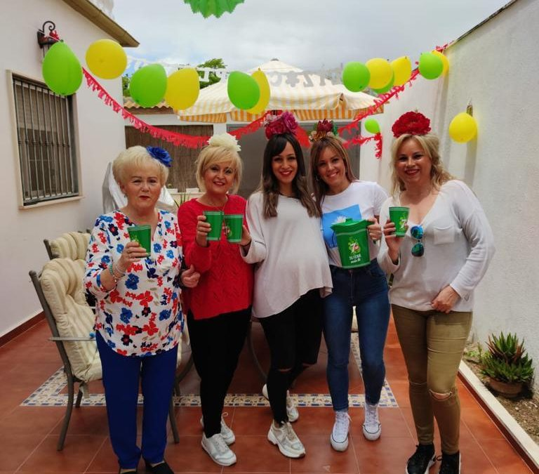 "La Carolina celebra su ""Feria de Mayo at home"""