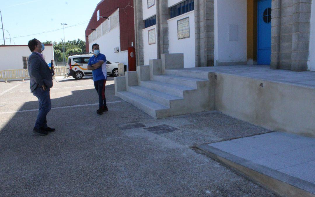 """""""Puesta a punto"""" de las instalaciones deportivas municipales"""