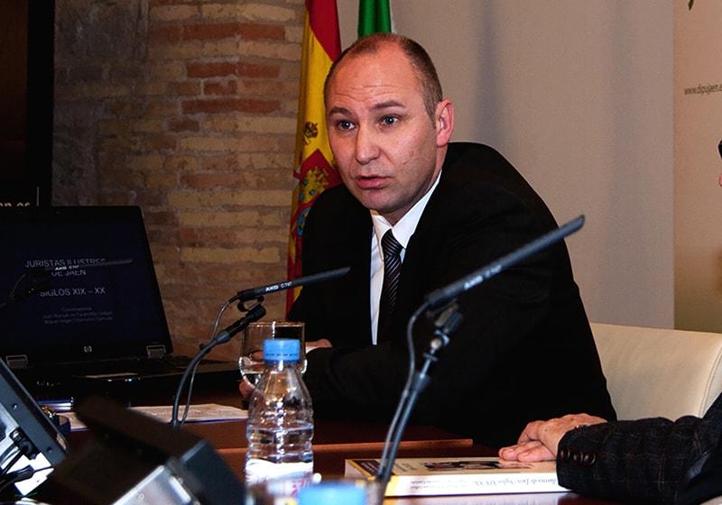 Premio para el investigador de la UJA, el vecino de Torredelcampo Miguel Ángel Chamocho