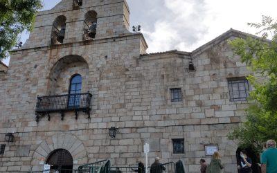 Fallece el Padre Trinitario del Santuario, Salvador Egido