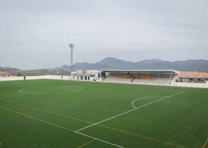 Próxima reapertura de las instalaciones deportivas de Castillo de Locubín