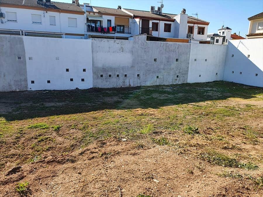 El Ayuntamiento tramita 152 expedientes por incumplimiento de la ordenanza de limpieza y vallado de solares