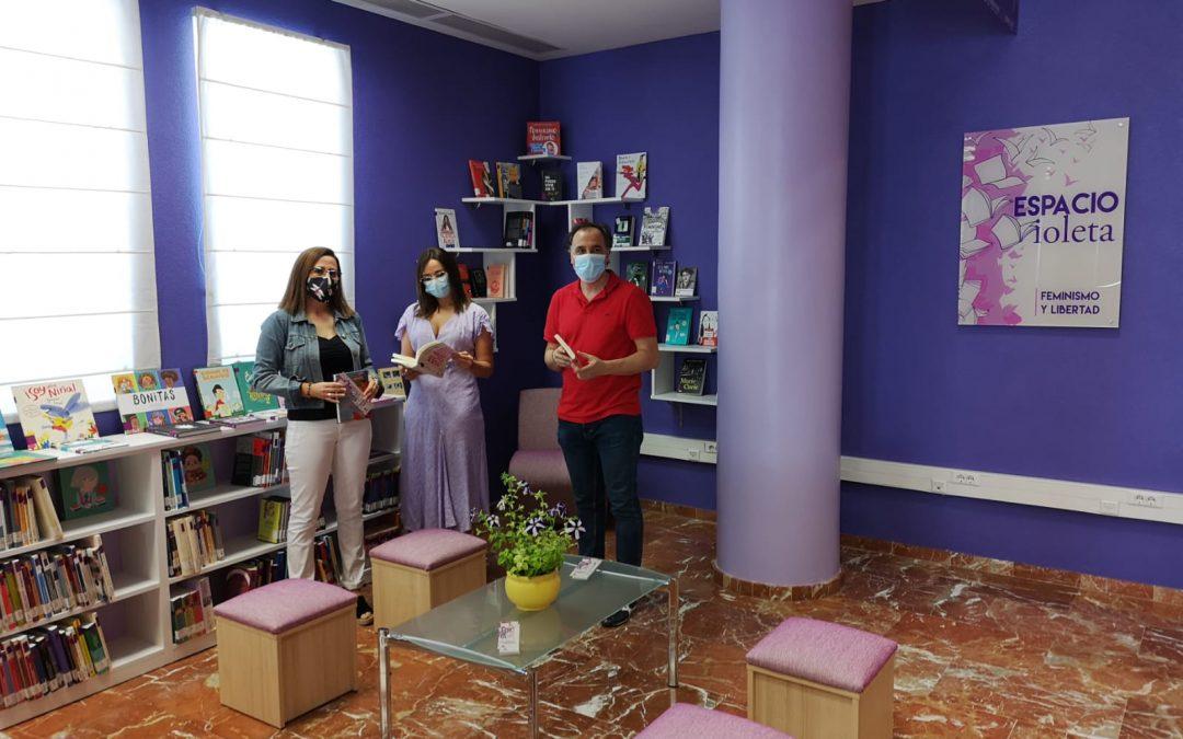 """El """"Espacio Violeta"""" ya es una realidad en Torredelcampo"""