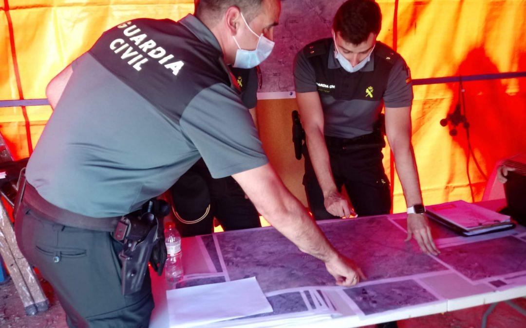 Continúan las labores de búsqueda de Andrés Cañizares