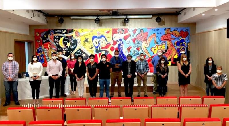 Pleno extraordinario en Alcaudete para homenajear a las víctimas de la pandemia